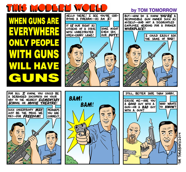 Image result for good guys with guns