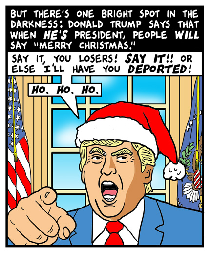 and speaking of the most wonderful time of the year please consider these quality gift ideas for the tt fans on your war on christmas shopping list - The War On Christmas